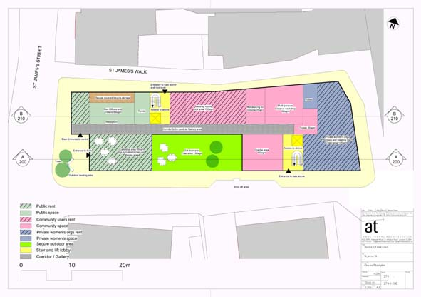 Ground Floor Plan .. Community